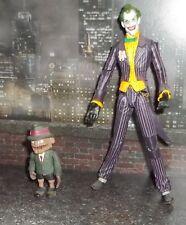 DC DIRECT COLLECTIBLES BATMAN ARKHAM ASYLUM SERIES 1 JOKER & SCARFACE  FIGURE