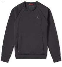 Nike Air Jordan Flight Crew Sudadera Tech (Negro) - XL-Nuevo ~ 879495 010