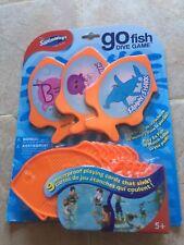 SWIMWAYS GO FISH DIVE GAME. BRAND NEW.