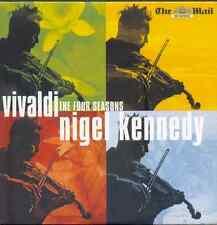 VIVALDI: FOUR SEASONS - NIGEL KENNEDY / ENGLISH CHAMBER ORCHESTRA - UK PROMO CD