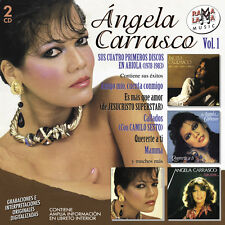 ANGELA CARRASCO-VOL.1 1978-1983-2CD