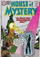 House Of Mystery #121 Silver Age DC Comics VG/F