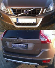 VOLVO XC60 FRONT & REAR BUMPER SPOILER TUNING