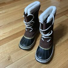 Sorel Womens 1964 PAC 2 Boots Brown US 6