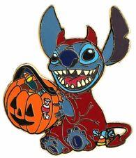 2005 Disney Stitch in Halloween Devil Costume Pin