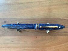 Sheaffer 877 Balance Cobalt Blue Fountain Pen