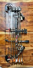 """PSE Revenge Pro with ExtrasDraw Weight 40lbs - 70lbs,Draw Length: 24.5"""" - 30"""""""