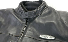 harley davidson series 1 FXRG leather jacket L black 98508-99VM distressed liner