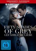 Fifty Shades of Grey 2 - Gefährliche Liebe                          | DVD | 021