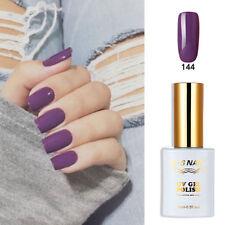 RS Nail 144 Gel Nail Polish UV LED Varnish Purple Soak Off Professional 0.5oze