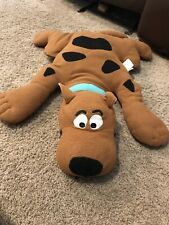 Vintage 1999 Crown Crafts SCOOBY DOO Flat Pillow