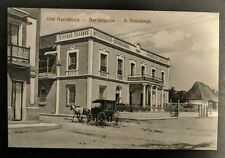 Mint Vintage A Residence Barranquilla Columbia Real Picture Postcard
