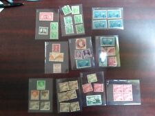 Canal Zone Stamp Collection