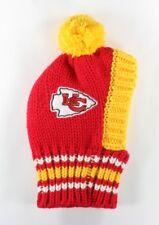 Kansas City Chiefs Little Earth Production NFL Dog Pet Knit Team Winter Hat