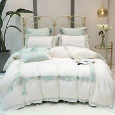 Bedding Set 800TC Tencel Bed Linens Bed Sheet Set Bedclothes Queen King Cover