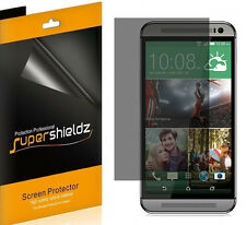 2X Supershieldz Privacy Anti-Spy LCD Screen Protector Shield For HTC One M9