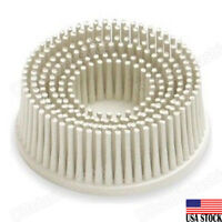 3M 18733 Roloc Bristle Disc 120 Grade Size: 2, Abrasive Filled Bristles Strip