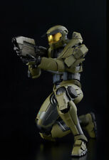 1000toys Halo 1/12 RE:EDIT Master Chief MJOLNIR Mark V Figure (Sold Out) + FS