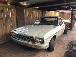 1976 HX Holden One Tonner