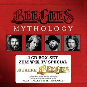 The Bee Gees Mythology  (Box-Set)  4 CD NEU & OVP