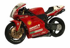 Revell Ducati 996 WSB 1999 Carl Fogarty Champion - Plastic Model From Kit 1/9