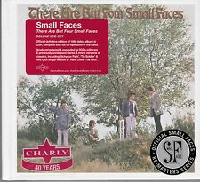 SMALL FACES-there are but Four Small Faces, Deluxe Edition 2cd NUOVO