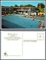 GEORGIA Postcard - Albany, Holiday Inn F47