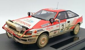 Top Marques 1/18 Scale TOP44BD - 1990 Toyota Celica ST 165 Safari Dirty