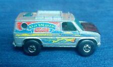 Vintage 1977 Hot Wheels Ford E-150 Van, Baja Breaker, Mattel