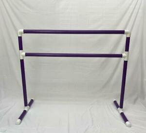 """Portable Travel Dip/Pushup/L-Sit/Hand Stand/Crossfit Parallette COLORS LARGE 18"""""""