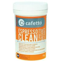 CAFETTO Espresso clean Powder 100g Coffee Machine Cleaner for Professional Use