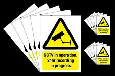 15 Top Quality CCTV Camera Stickers -Best Value on ebay