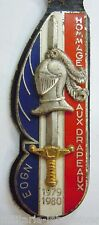 Insigne Gendarmerie PROMOTION EOGN HOMMAGE AUX DRAPEAUX Fraisse 2784 ORIGINAL