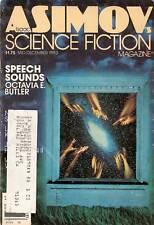Asimov Sf Mid-Dec 1983 83 Butler Singer Kearns Spinrad