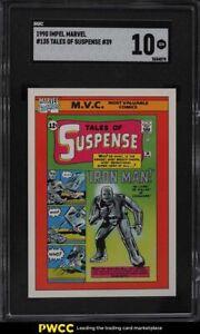 1990 Marvel Universe Tales Of Suspense #39 #135 SGC 10 GEM MINT