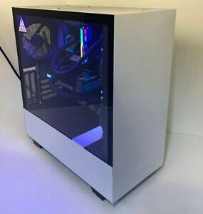 Intel i5 10400 16GB RAM 256GB SSD 2TB HDD NVIDIA RTX3060 Water Cooled GAMING PC