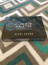 Bobbi Brown Luxe Eye Shadow Palette Pour Les Yeux 35oz.