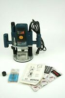 Bosch 1613 EVS Wired Plunge Router Heavy Duty 2HP W/ Box Mint