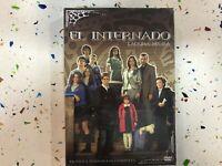 EL INTERNADO LAGUNA NEGRA PRIMERA TEMPORADA COMPLETA 3 DVD ESPAÑOL NUEVO NEW 1ª