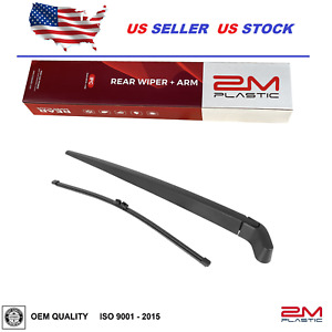 Rear Wiper Arm Blade For Volvo XC90 2007 2008 2009 R-Desing OE Quality
