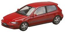 MARK43 1/43 Honda Civic SIR II (EG6) Red Resin Model PM4365BR