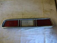 1967 Chevy Impala SS Bel Air Tail Light Assembly