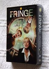 FRINGE: THE COMPLETE 3RD SEASON (DVD, 6-DISC BOX SET) R-1, LIKE NEW, FREE POST