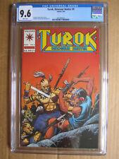 Valiant Comics – Turok Dinosaur Hunter #9 CGC 9.6