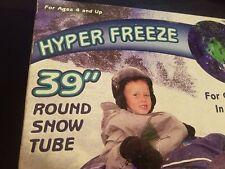 NEW IN BOX SNOW TUBE Snowtube - Hyper Freeze Ride On Snow/Water tube