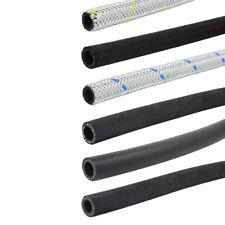 Kraftstoffschlauch Stahlumflechtung Textilgewebe Diesel-/Benzinschlauch