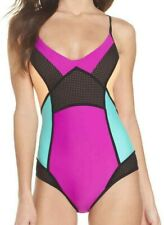Body Glove Women's Swimsuit Size XS Bounce Sia One Piece Color Block