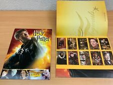 PANINI HARRY POTTER AND THE HALF BLOOD PRINCE STICKER ALBUM NEW