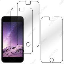 "Lot x3 Film Protection Ecran Protecteur Transparent Apple iPhone 6 4,7"""