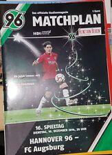 2014/15 1.Bundesliga Hannover 96 - FC Augsburg